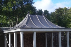 pagoda Lead roof  - Westmeston