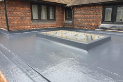 Liquid Roofing - Flat roofing