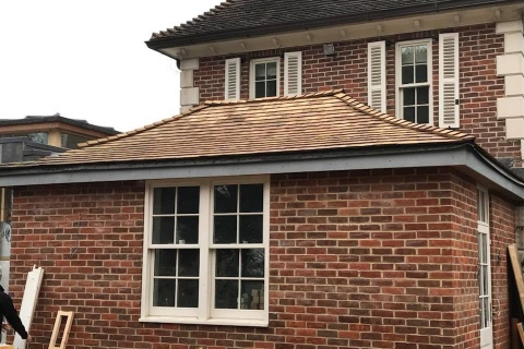 Shingles and Shakes Roofs