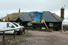 Cuckfield - Slate Roofers - Lead dormers
