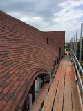 Goxhill Eyebrow roof - Rustington