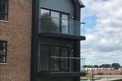 Vmzinc Black Anthra Cladding - Burgess hill