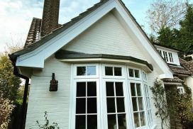 Fascia and soffit work