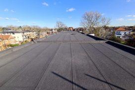 Felt Roofing London